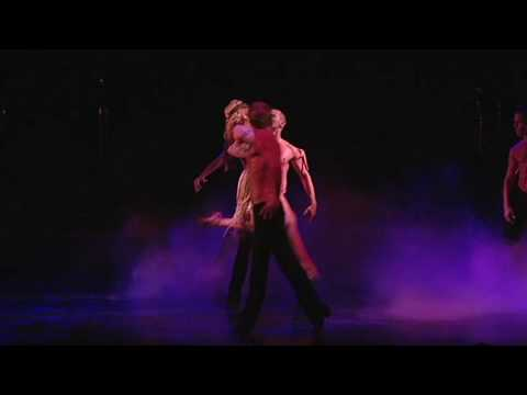 "BURN THE FLOOR on Broadway: ""Weather Storm"""