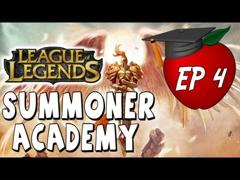 League of Legends - Summoner Academy Ep 4 - Buying The Right Items
