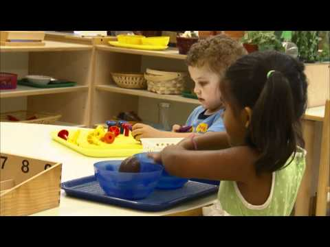 Practical Lessons at Montessori Unlimited