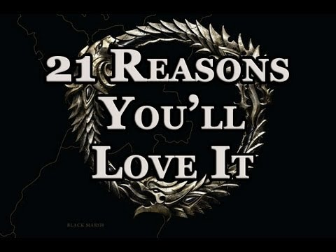 21 Reasons to be Interested in The Elder Scrolls Online ~ShoddyCast~