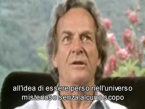 Feynman:il dubbio e la paura