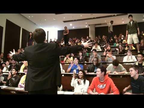 Kreativni način bojkota ispita – kreativni studenti otpjevali mjuzikl