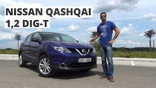 Nissan Qashqai 1.2 DIG-T 115 KM, 2014 - test AutoCentrum.pl