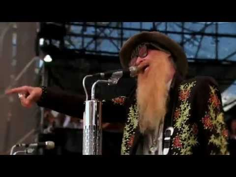 ZZ Top - Waitin' for the Bus/ Jesus Just Left Chicago (Crossroads Eric Clapton 2010)