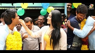 Soori Celebrates his birthday with Regina and Udhayanithi's movie shooting spot Kollywood News 29-08-2016 online Soori Celebrates his birthday with Regina and Udhayanithi's movie shooting spot Red Pix TV Kollywood News