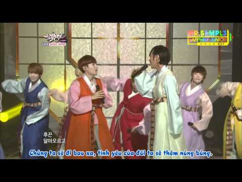 [Vietsub] Super Junior - Highway Romance [s-u-j-u.net]