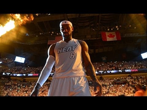 LeBron James wins KIA 2012-2013 NBA MVP Award!
