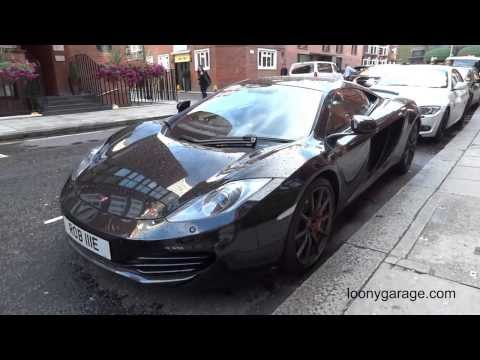 McLaren MP4-12C Robbie Williams