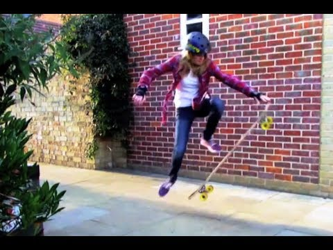 LongboardUK Trick Tips: Getting on the board