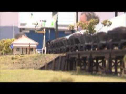 Dungog NSWGR - Part 3 - Australian Model Railway Layout