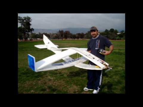 8 Foot Hollow Wing rc plane by HaddadRC - default