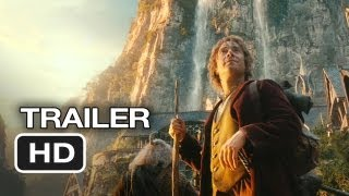 The Hobbit Official Trailer (2012) - Lord of the Rings Movie HD