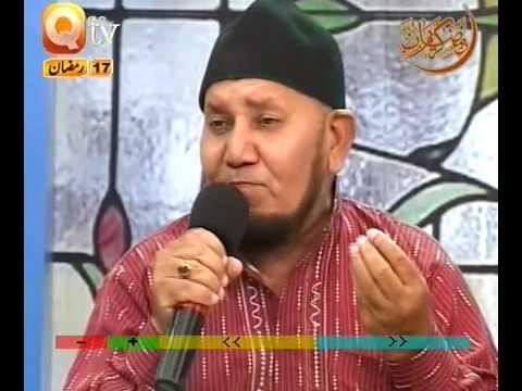 FARSI NAAT( Saba Salam o Alik)AKHTAR QURESHI IN QTV.BY  Naat E Habib