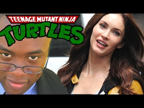 NINJA TURTLES MOVIE PHOTOS REVIEW - Black Nerd Reviews