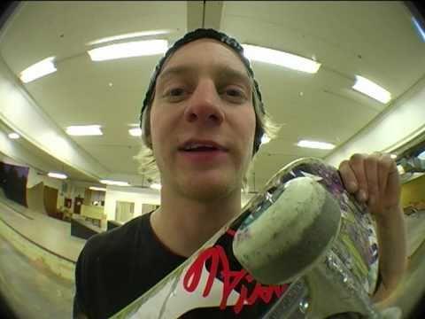 Decay Skateboarding: Residence Evil I - Jesper Lundström