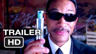 Men In Black 3 Official Trailer - Will Smith, Tommy Lee Jones Movie, Josh Brolin 3D (2012) HD
