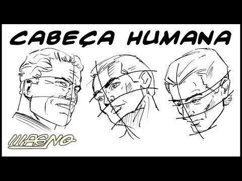 Curso de Desenho: Como Desenhar Rosto