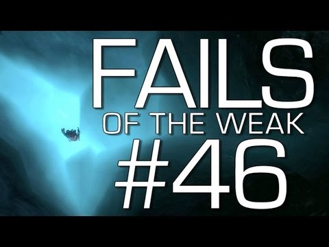 Halo: Reach - Fails of the Weak Volume 46 (Funny Halo Bloopers and Kerblammos!)