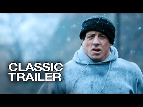 Rocky Balboa Official Trailer #1 - Sylvester Stallone, Burt Young Movie (2006) HD - UCTCjFFoX1un-j7ni4B6HJ3Q