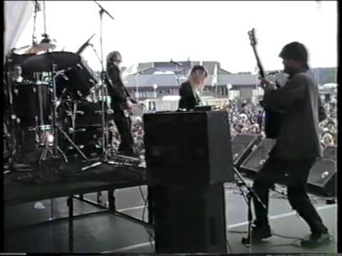 Sonic Youth - Live at 'Pukkelpop Festival', Hasselt [21/07/87]