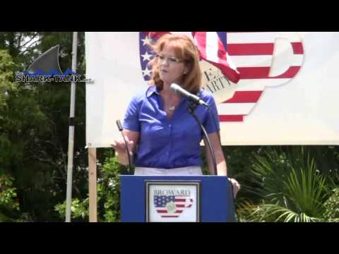 Karen Harrington Tears Into Debbie Wasserman-Schultz