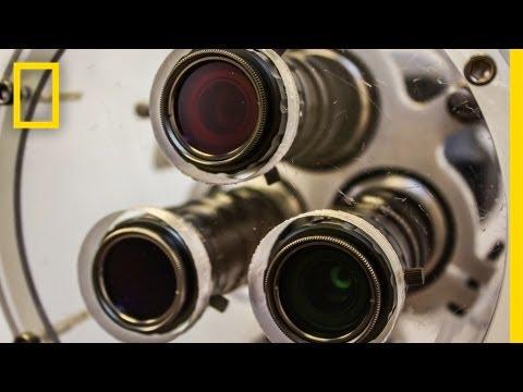 National Geographic Live! - Corey Jaskolski: Creating New Tools for Exploration