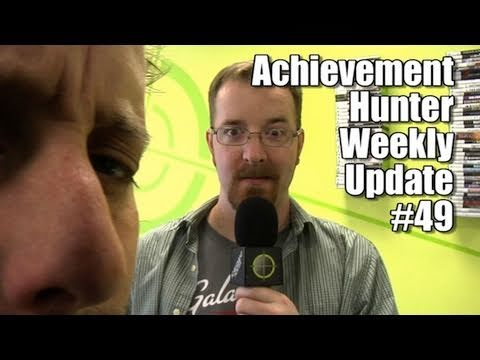 Achievement Hunter Weekly Update #49 (Week of February 7th, 2011)