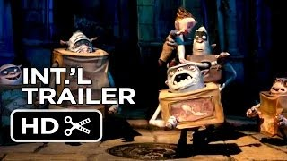 The Boxtrolls Official International Teaser Trailer (2014) - Simon Pegg Movie HD