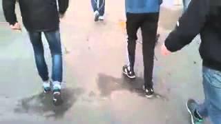 Драка в центре Житомира