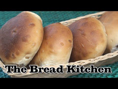 Honey & Yogurt Bread Rolls Recipe in The Bread Kitchen
