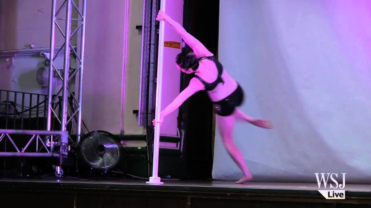 Pole Dancing - a Competitive Sport? | Pole Dancing