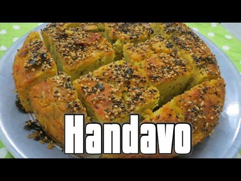 Gujarati Handavo  - Breakfast Recipes - Seema's smart Kitchen