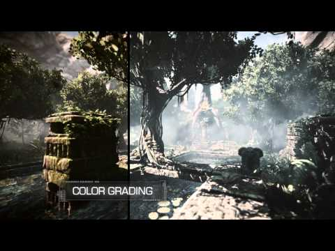 Unreal Engine 3 | features trailer 2011