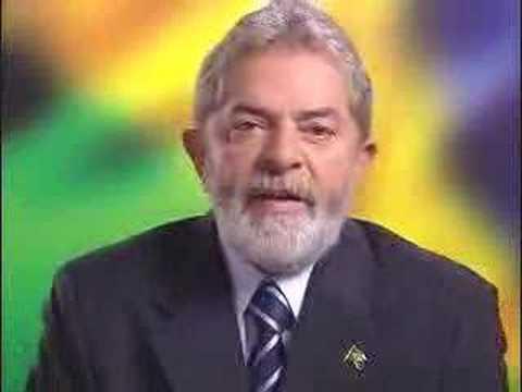 Presidente Lula fala aos Emigrantes Brasileiros