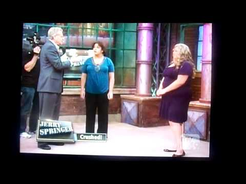 Melody and Maddy On Jerry Springer