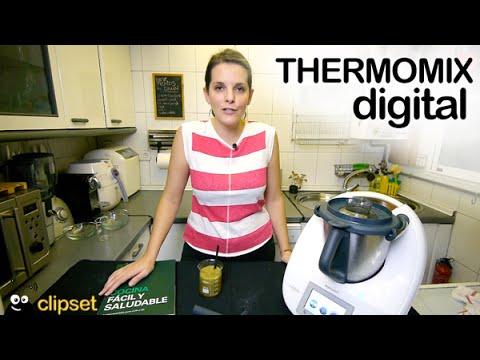 Nueva Thermomix digital review en español