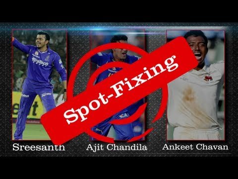 IPL 2013 spot-fixing controversy: Sreesanth, Ankeet Chavan and Ajit Chandila arrested