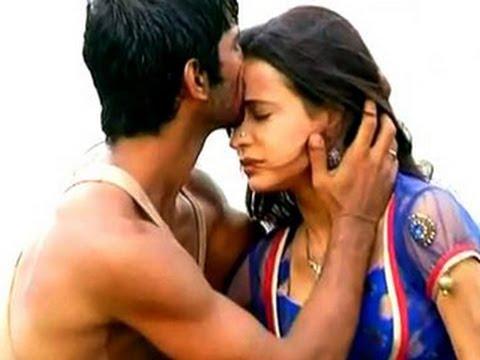 Arnav & Khushi's ROMANCE in the JUNGLE in Iss Pyaar Ko Kya Naam Doon 2nd July 2012 -8xQ25JiZ-0A
