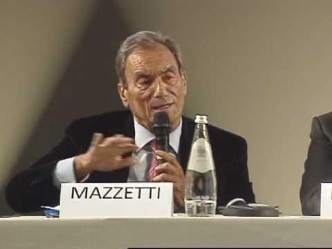Luciano Mazzetti, parte 1, Centro Internazionale Montessori, Fondazione Patrizio Paoletti