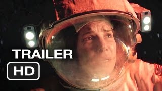 Gravity Official Trailer - Drifting (2013) - Alfonso Cuaron Movie HD