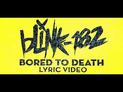 Bored to Death (Lyric Video)