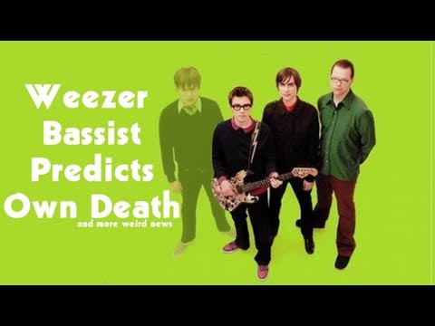 Weezer Bassist Mikey Welsh Predicts Own Death on Twitter