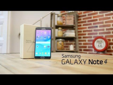 Review Samsung Galaxy Note 4, análisis en español