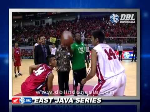 Highlight Final Party Honda DBL 2011 Final East java Series
