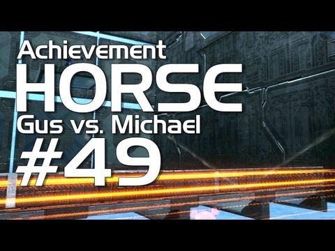Halo: Reach - Achievement HORSE #49 (Michael vs. Gus)