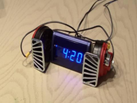 World-s Loudest Alarm Clock!