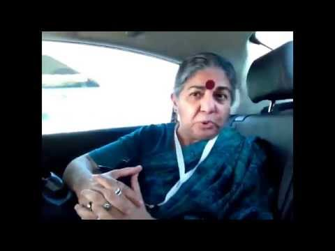 Vandana Shiva: Earth Democracy
