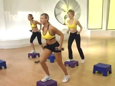 The FIRM - Cardio Sculpt Blaster -8zGshAaJ7Gs
