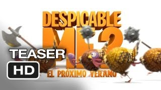 Despicable Me 2 - Spanish TEASER (2013) - Steve Carell, Kristen Wiig Movie HD