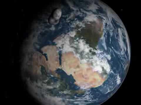 Asteroide 99942 Apophis - 2004 MN4